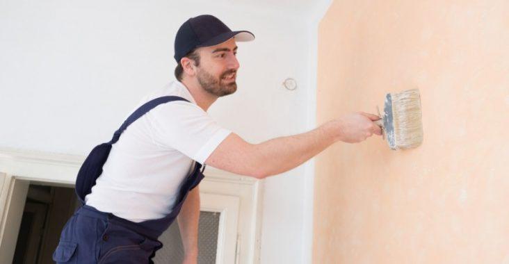 Glatte og ensartede vægge med professionel fuldspartling